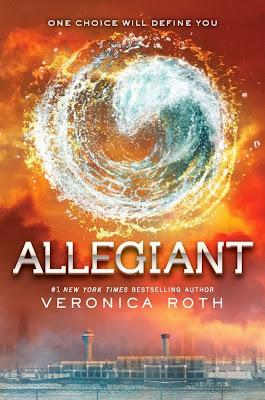 Allegiant- Divergent #3 book review Dystopian book Alohamora alohamoraopenabook.blogspot.com