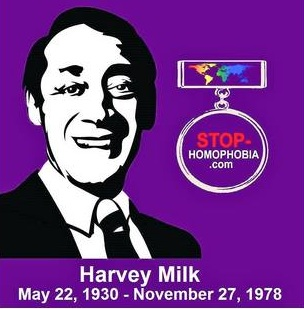 R.I.P. Harvey Milk