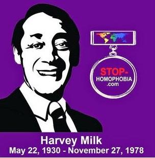 R.I.P. Harvey Milk