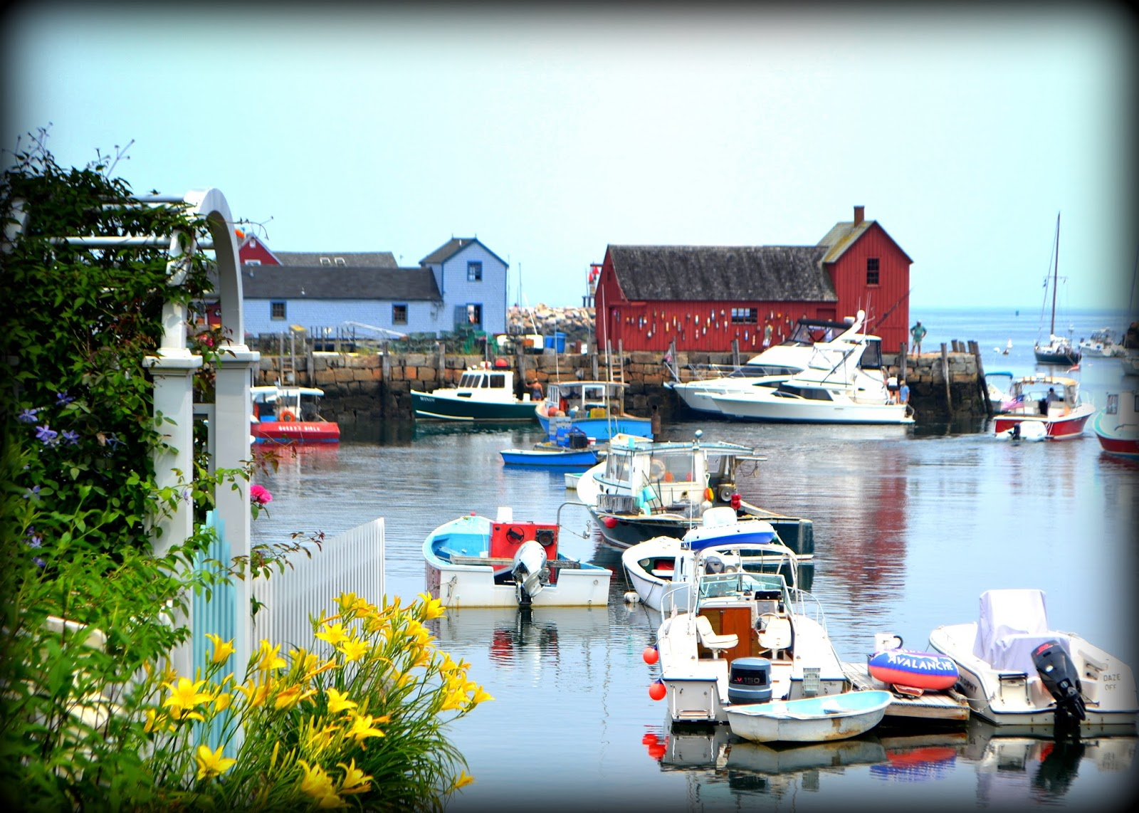 Motif #1 Rockport, Massachusetts, color
