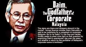 THE GODFATHER OF CORPORATE MALAYSIA ANWAR OR DAIM ZAINUDDIN PART 2