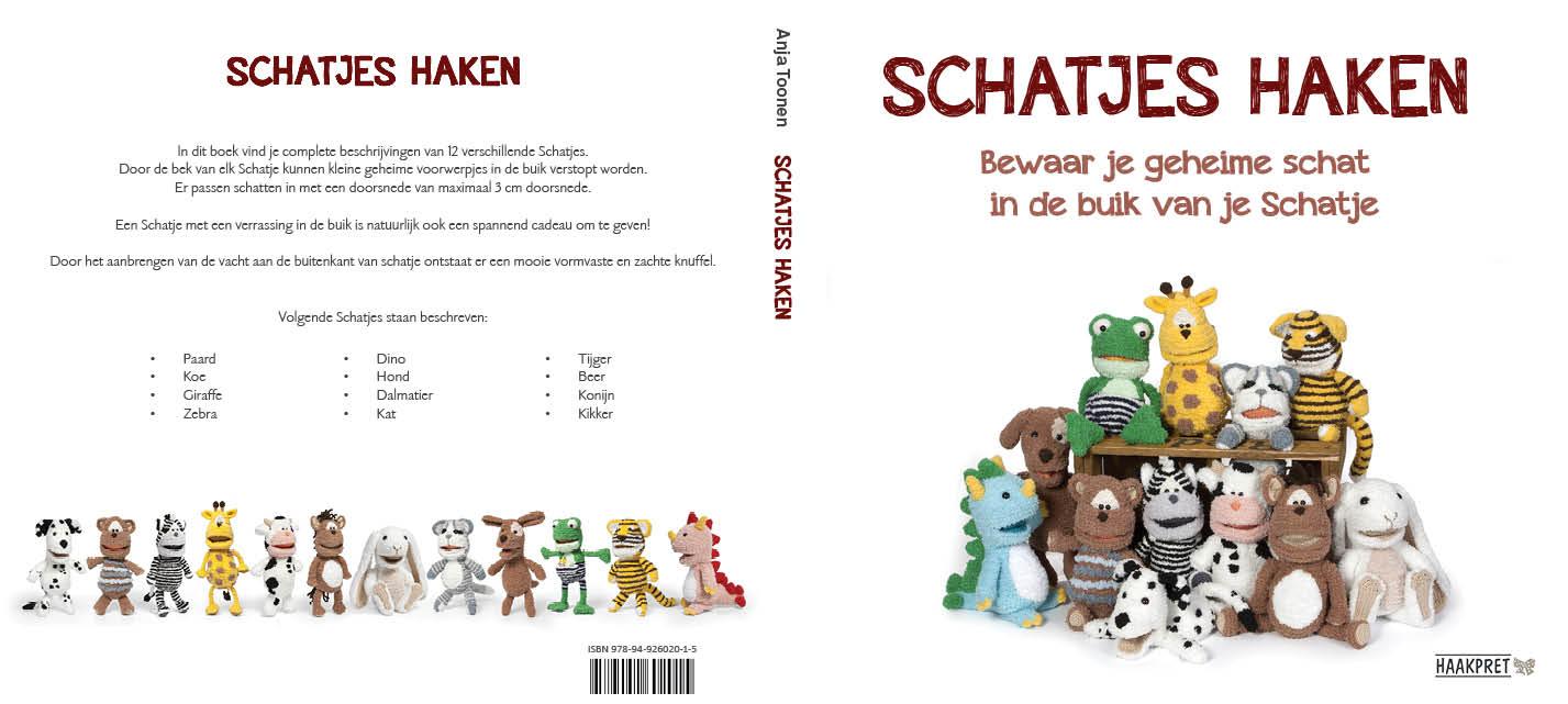 Mijn 18e boek: Schatjes haken