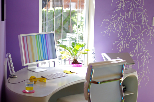 Estilo de Decoración en Oficinas | Ideas para decorar ...