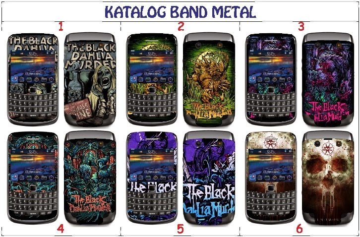 garskin band metal