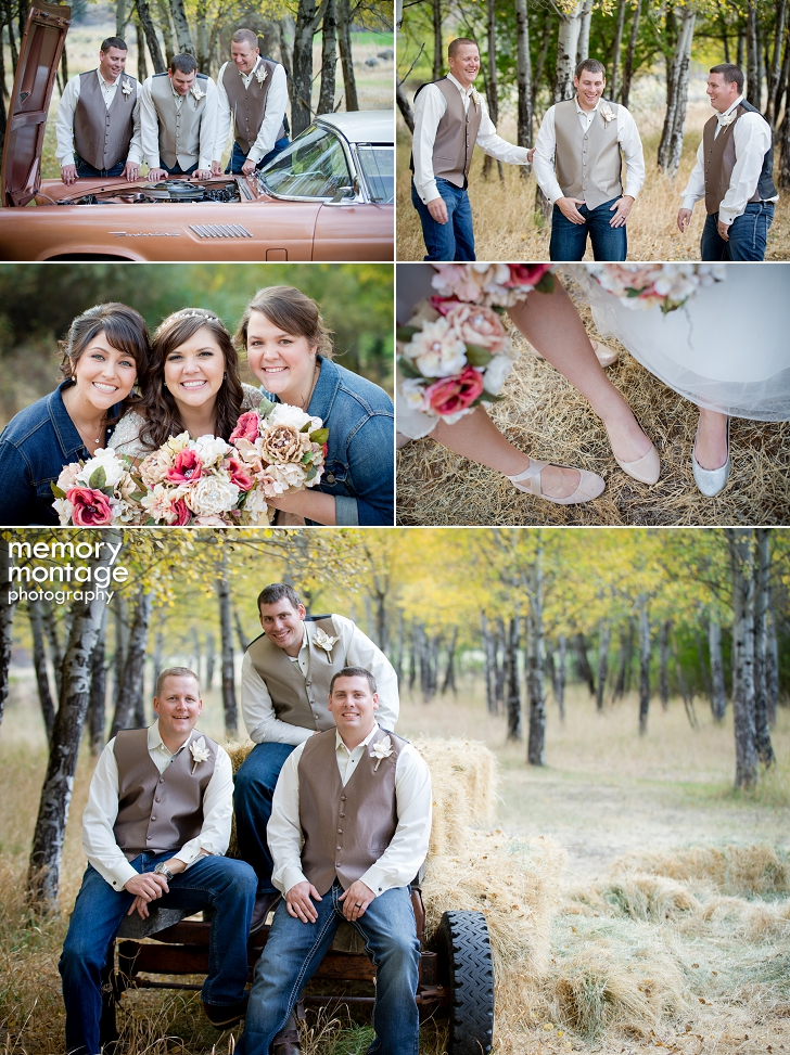 American Homestead Weddinng, Fall Wedding at American Homestead, Yakima Wedding Photography, Yakima Photographers, Fall country wedding, Mason jar chandelier, Memory Montage Photography, www.memorymp.com