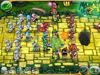 March on Oz iPhone Review