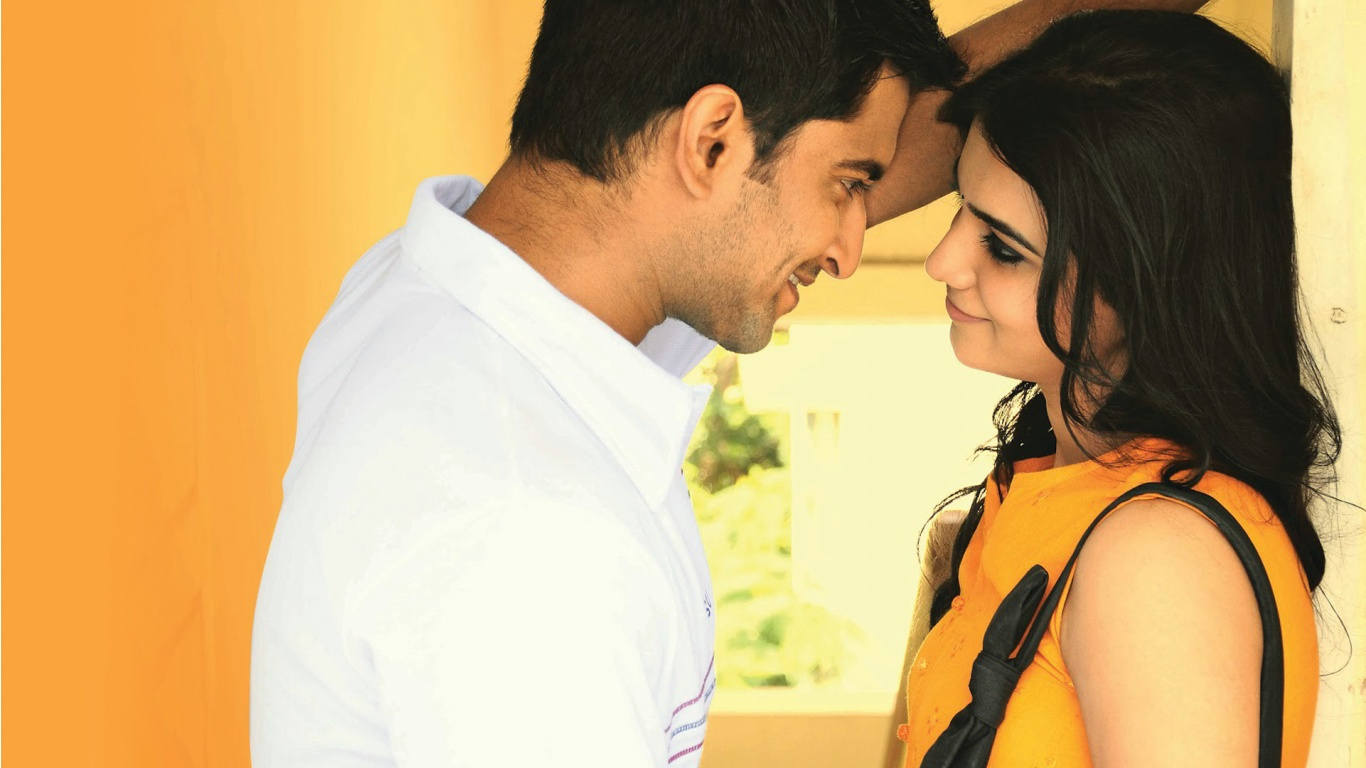nani samantha yeto vellipoyindi manasu wallpapers - Telugu Movies Yeto Vellipoyindi Manasu Wallpapers