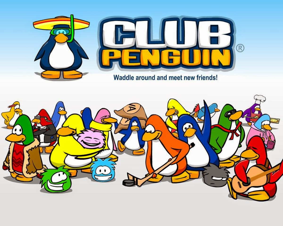 El Club Penguin de Disney
