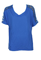 Tricou Pimkie Carros Dark Blue (Pimkie)