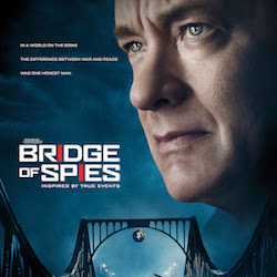 Poster Bridge of Spies 2015