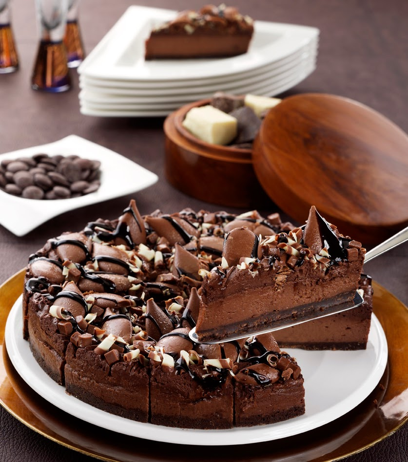 Fudge Truffle Cheesecake Recipes — Dishmaps