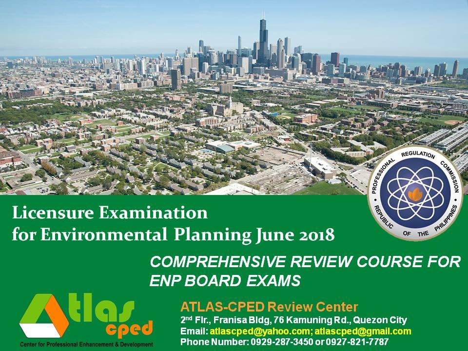 EnP Review Schedule