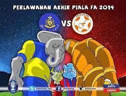 Pahang Juara Piala FA 2014