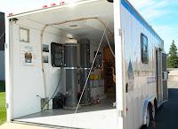 Tonka Water's Pilot Study Mobile Lab
