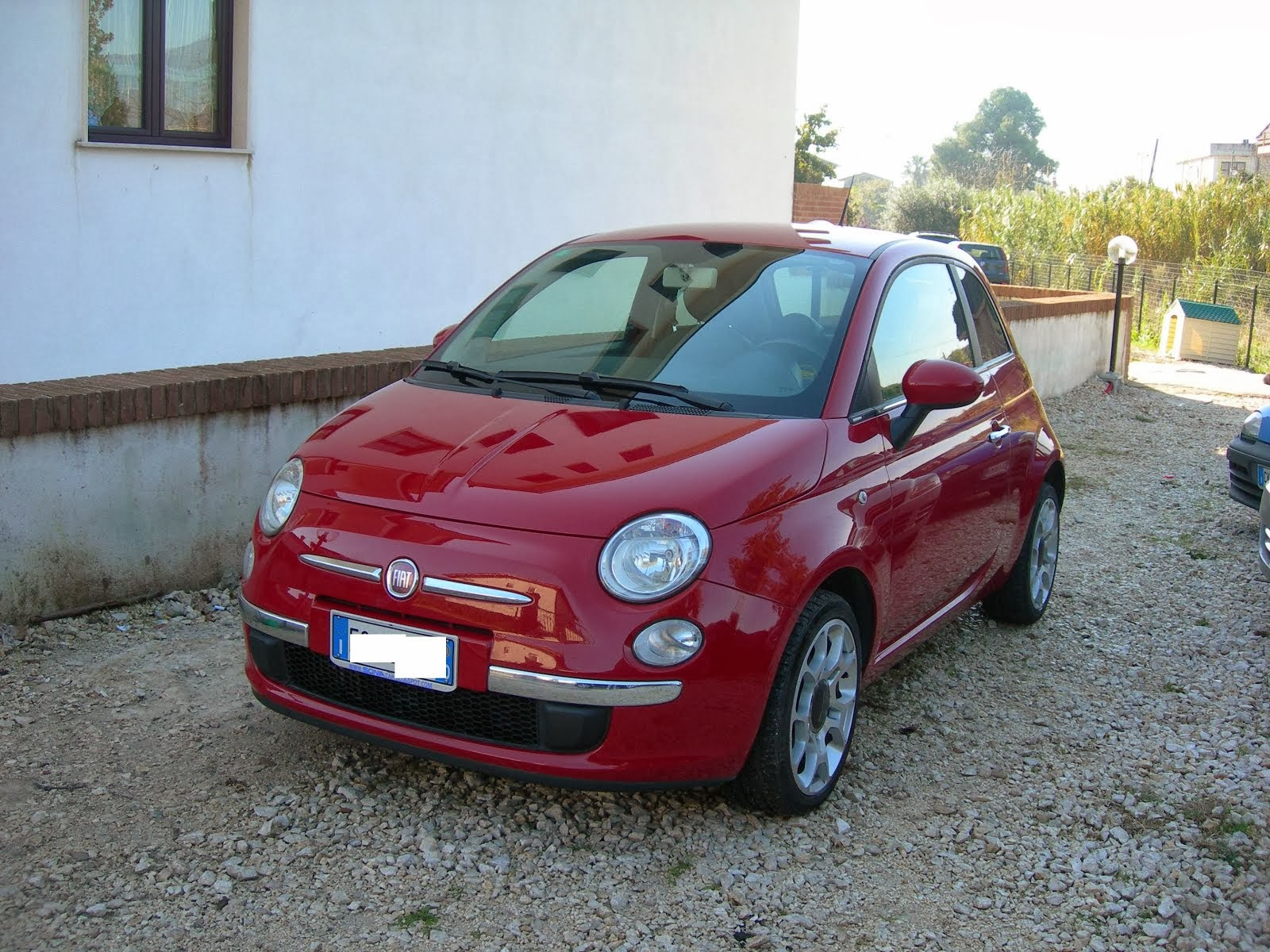 Fiat 500 1.3 m.jet 95 CV Sport S&S Full optional 8.500,00 Euro