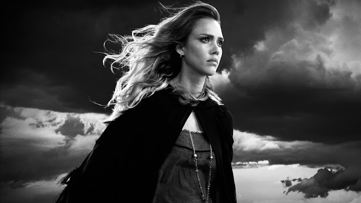 Jessica Alba Sin City 2014