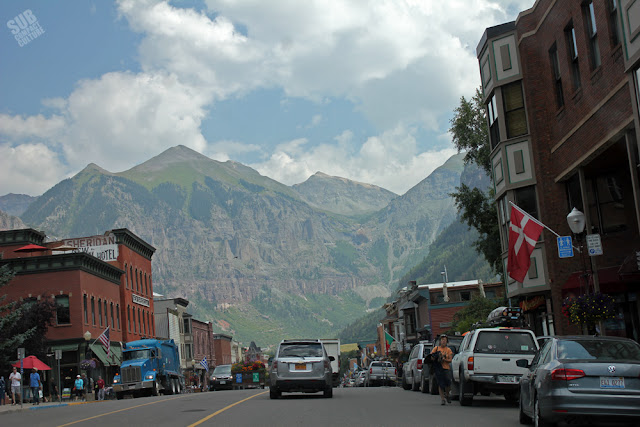 Downtown Telluride, CO
