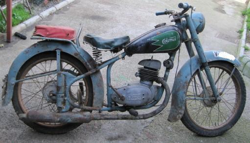 Fotos antiguas de mallorca colomet una moto fabricada en for Motos palma de mallorca