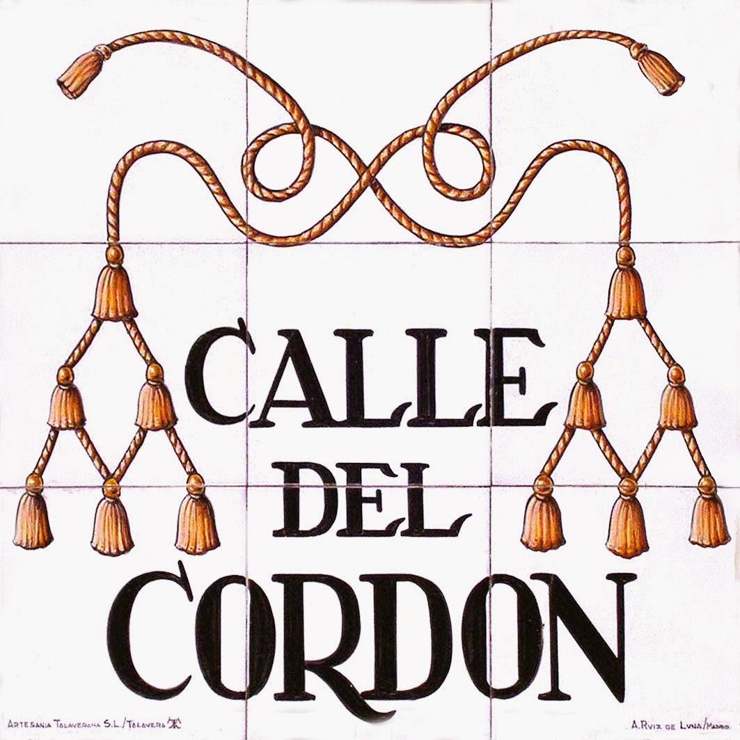 Calle del Cordon