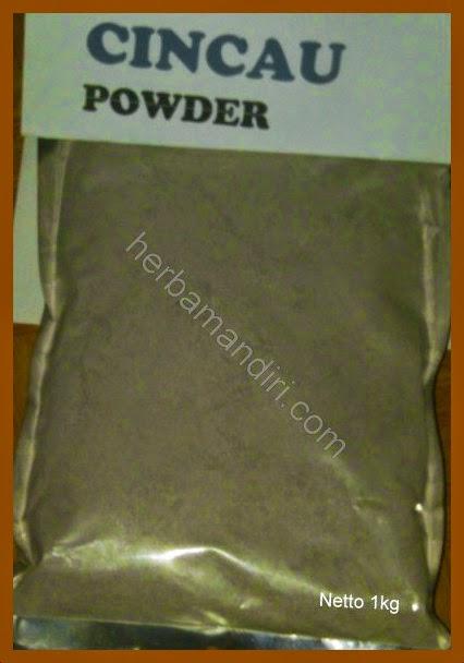 Cincau Powder