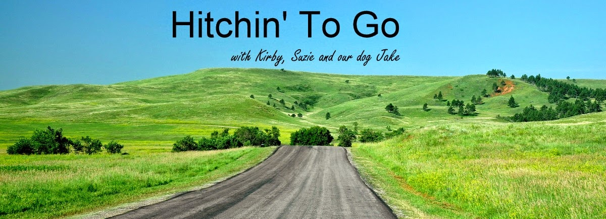 Hitchin' To Go