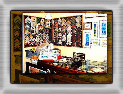 Italian cornice laboratorio e vendita del prodotto artigianale