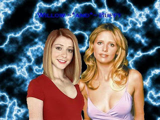 Bound Buffy and Willow