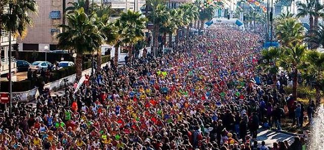 Media Maratón de Santa Pola 2016