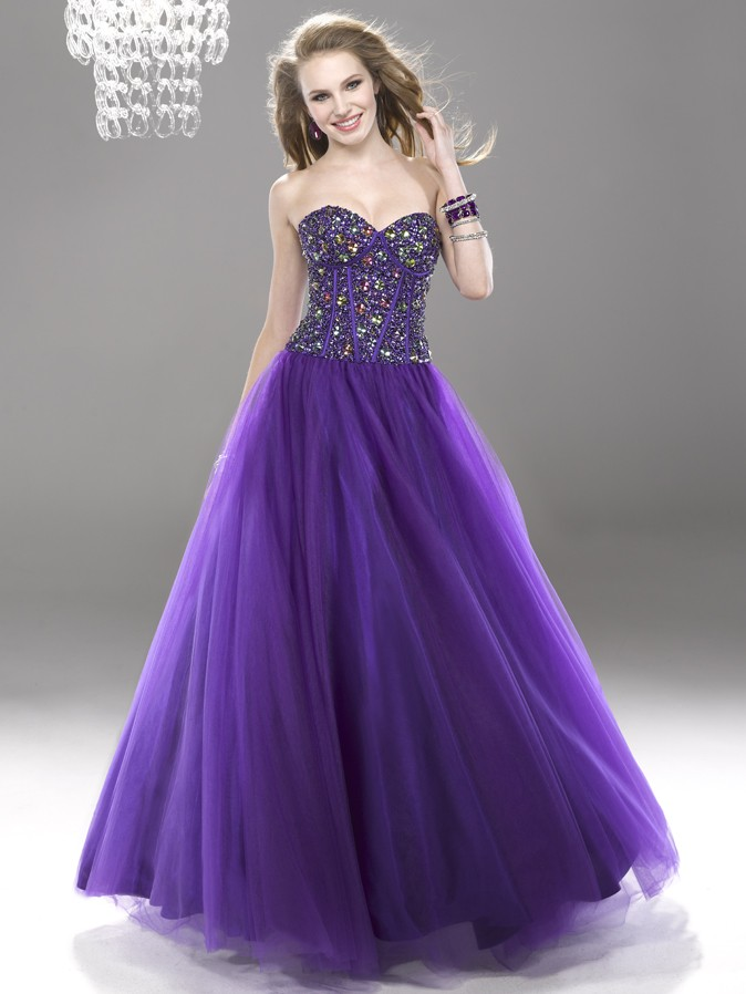 DresSoSo Real Styling Blog: Flirt Prom Dresses 2013 by Maggie Sottero