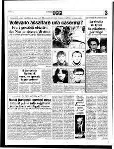 UNITA' 26 MARZO 1985