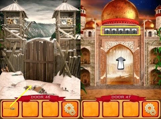 100 Doors World of History 2 Level 46 47 48 49 50