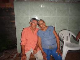 MEUS PAIS: JOSÉ MARIA E MARIA DE LOURDES