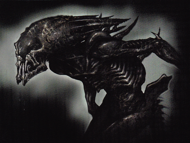 Michael Broom's Predalien ~ alienex plorations