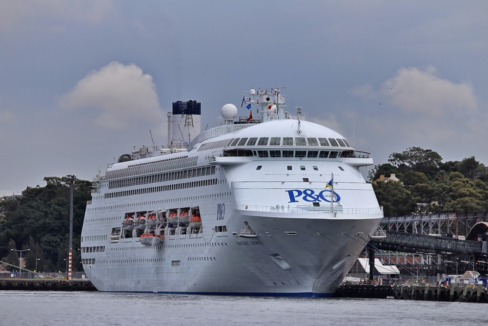 ShipPhoto Cruise Ships At Sydney