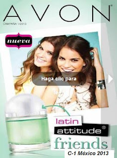 catalogo avon 2013 mexico C1