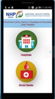 NHP Mobile Apps