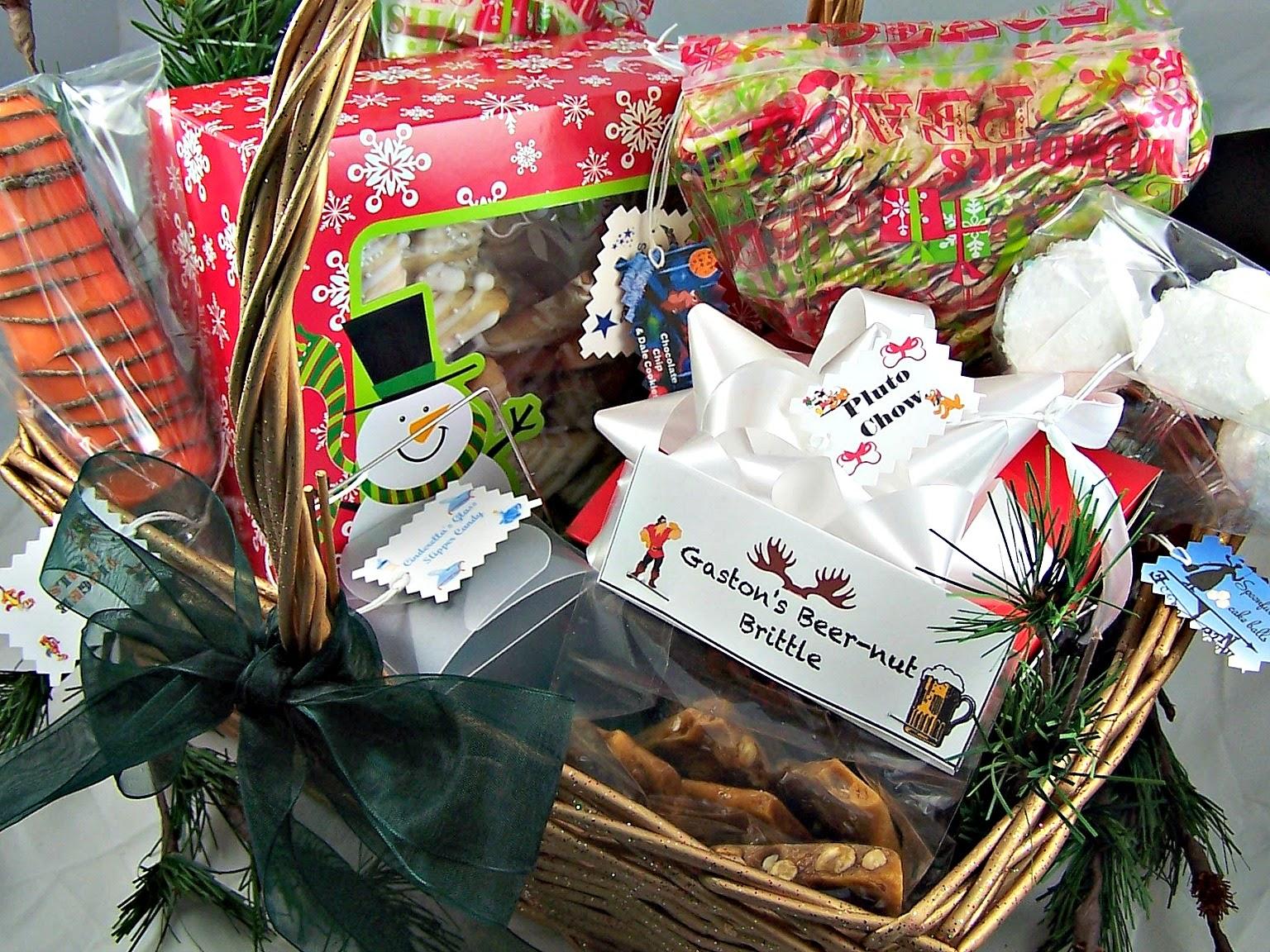 Olla podrida make your own holiday gift basket for Make your own christmas gift baskets