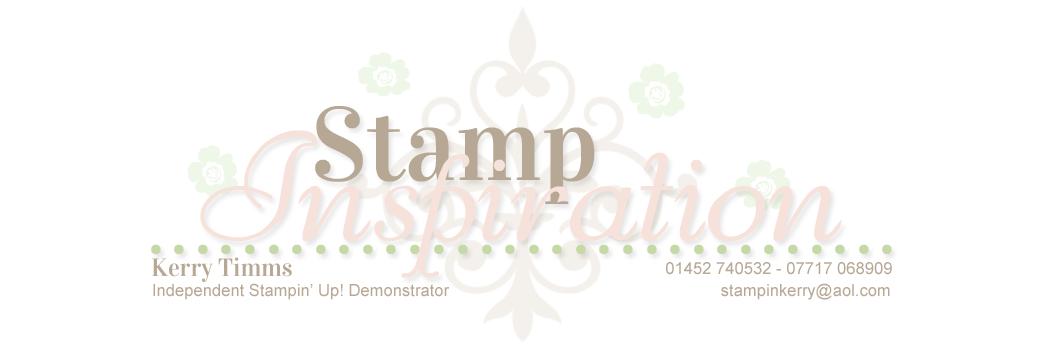 Stampin'spiration