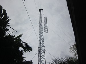 tower triangle murah