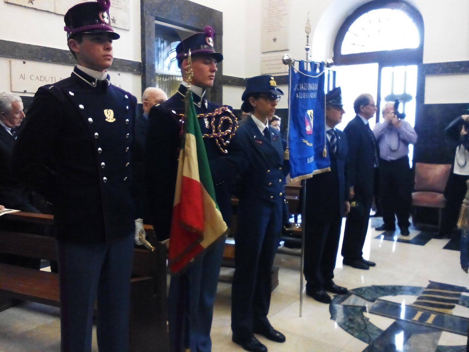 12 maggio 2016 Collegio Miitare di Roma
