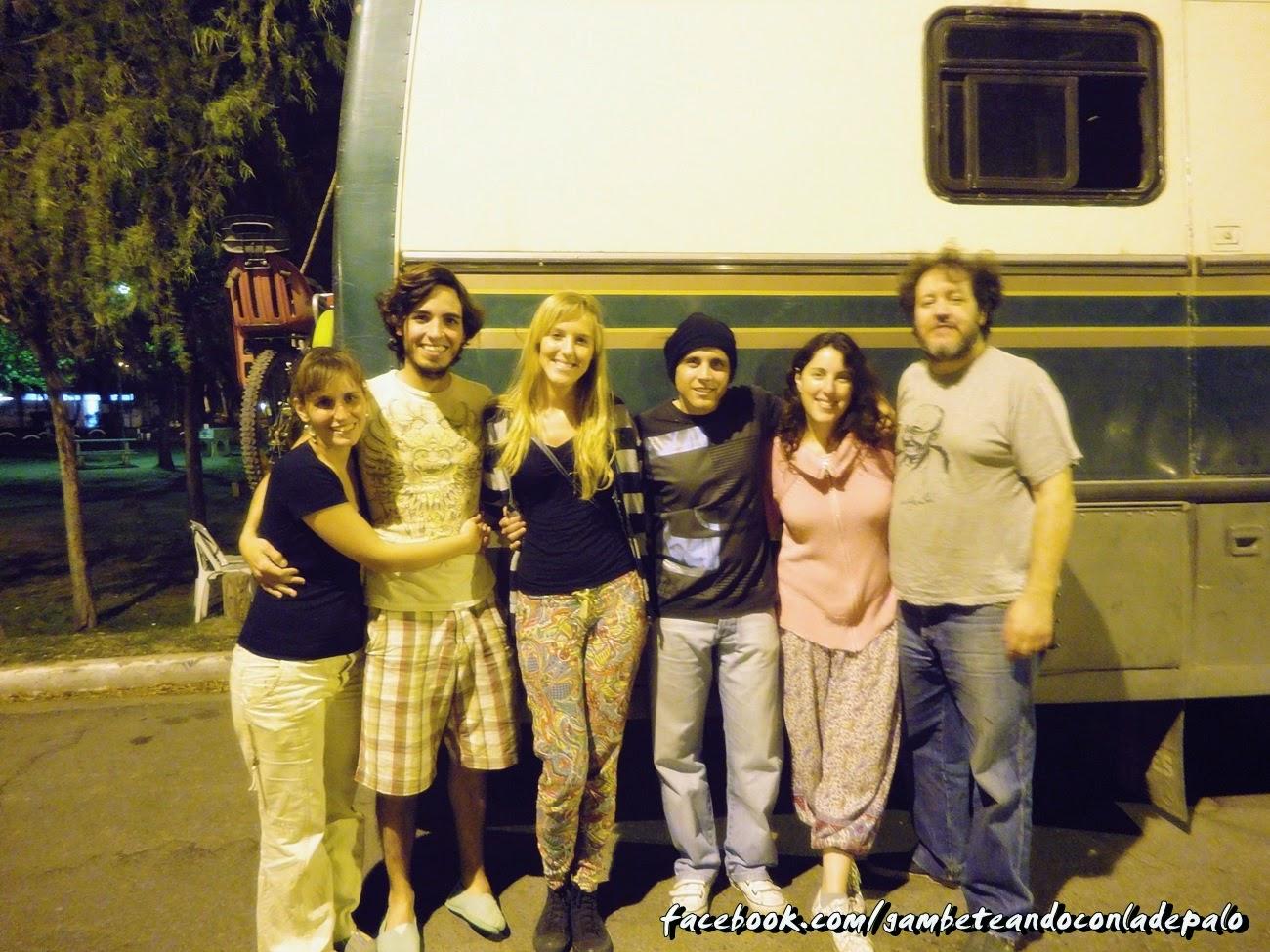Viaje sin Destino desde Argentina hacia Alaska