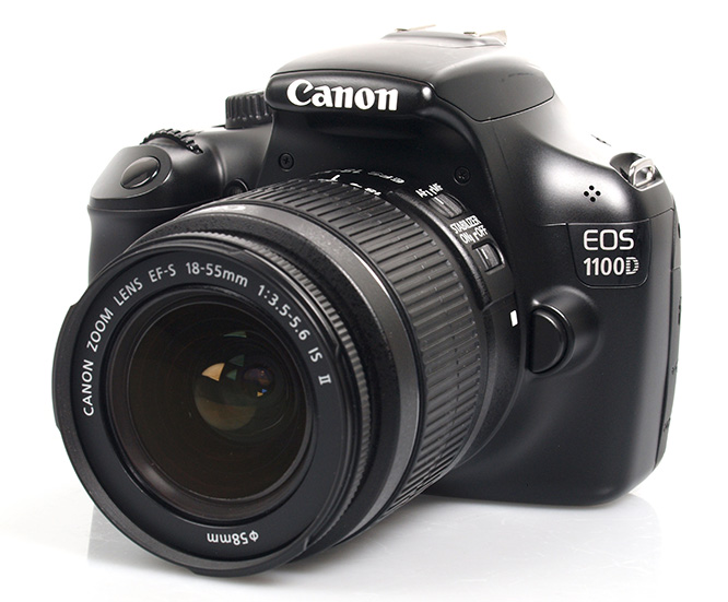 Harga Kamera Canon EOS 1100D
