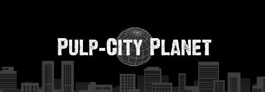 Pulp City Planet