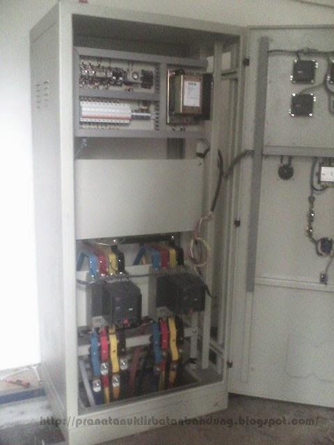 Informasi pekerjaan seorang pns instalasi jaringan listrik automasi barulah kemudian dari ats memiliki 2 sumber yaitu dari pln dan genset yang kemudian output ats menuju mccb utama panel lvmdp asfbconference2016 Gallery