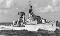 Holland class destroyer