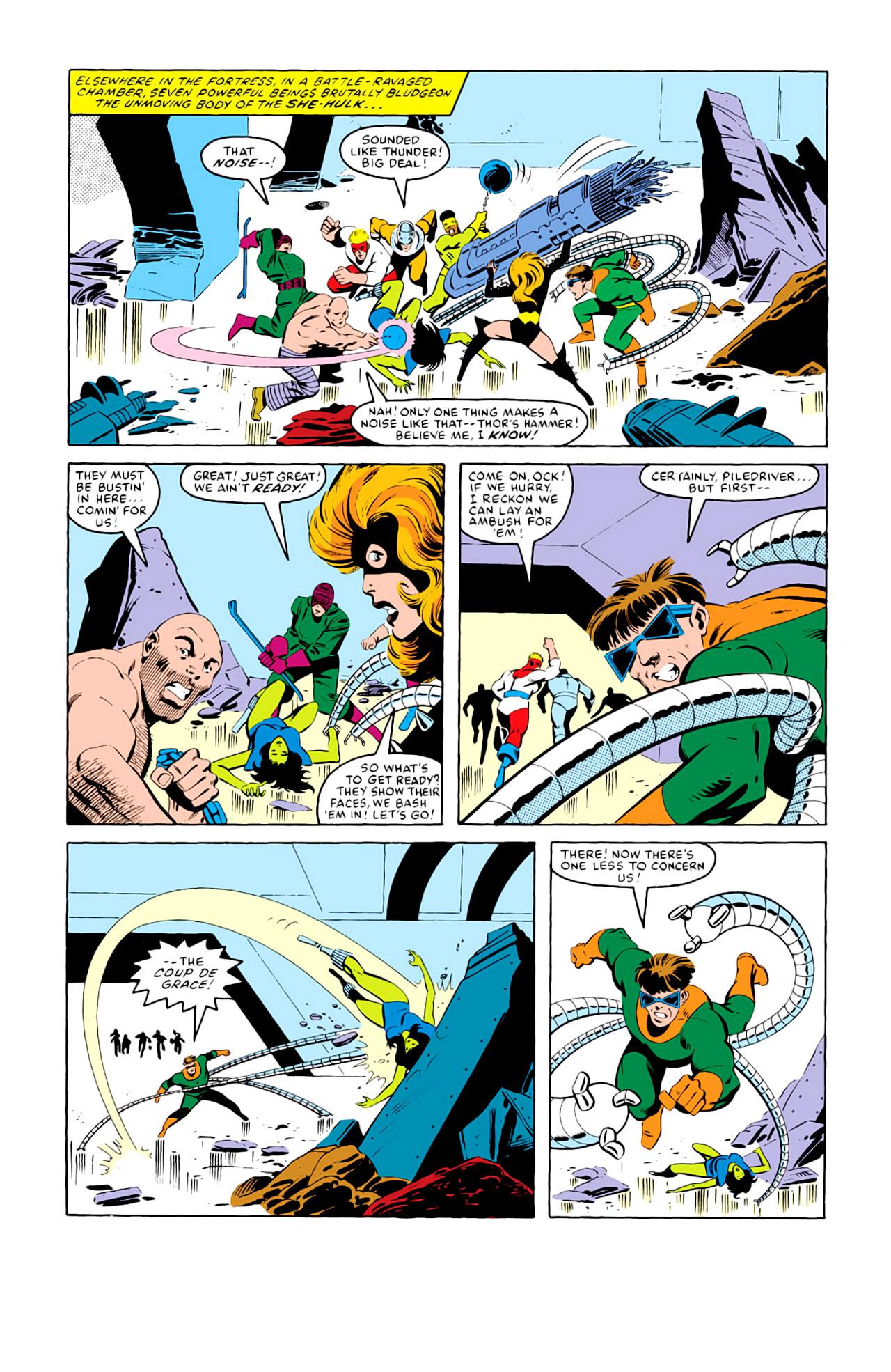 Captain America (1968) Issue #292i #216 - English 5