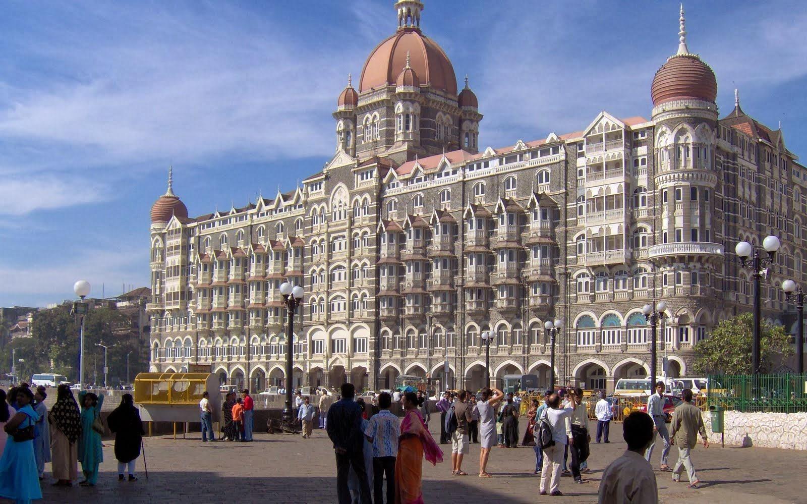 The Taj Mahal Hotel Mumbai Hd Wallpapers Full Hd Desktop Wallpaper
