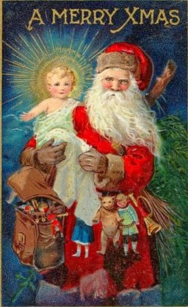 i hereby complete vatican genealogy for the newest testament - Santa And Jesus