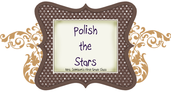 Polish the Stars: A First Grade Blog