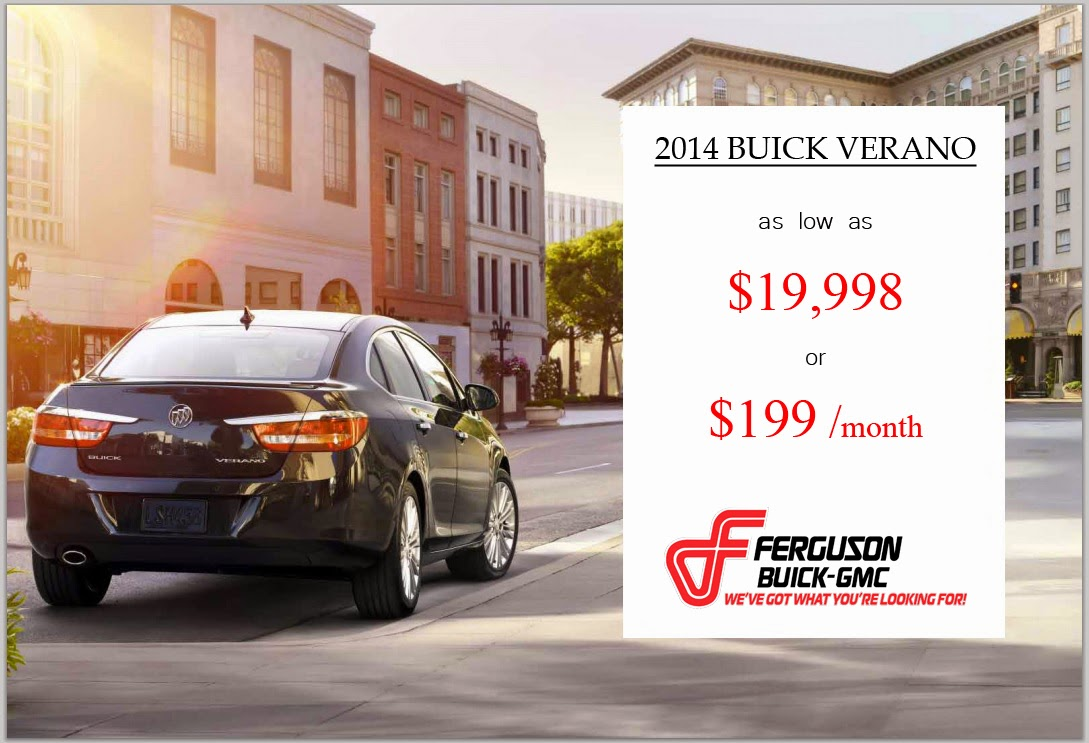 http://www.fergusonbuickgmc.com/VehicleSearchResults?search=new&location=&bodyType=&make=Buick&model=Verano&trim=&minYear=&maxYear=&maxPrice=